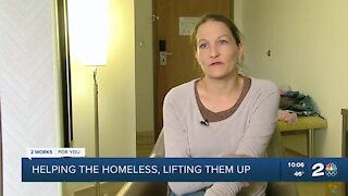 Community helps those struggling with homelessness