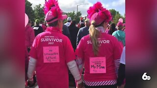 Boise woman organizing own 'Flock Cancer' race for breast cancer
