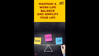 Why Maintaining A Work-life Balance Is So Important?