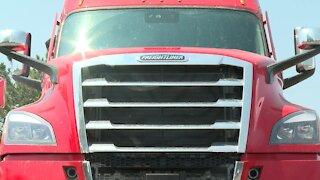 CSI Semi Truck Donation