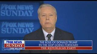 Lindsey Graham: 'The Trump Movement Is Alive and Well'