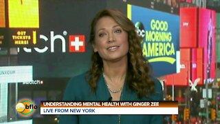 Understanding mental health with Ginger Zee