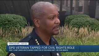 DPD veteran tapped for civil rights role