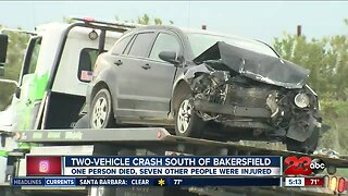 Update on deadly crash from Tuesday morning