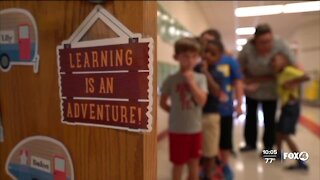 Technical issues causes students to miss first days of school