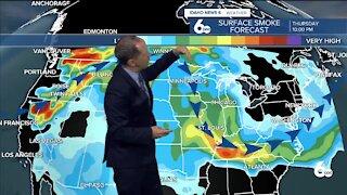 Scott Dorval's Idaho News 6 Forecast - Thursday 7/22/21