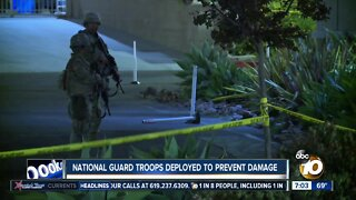 Sheriff speaks out about National Guard