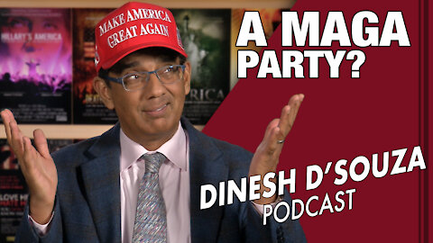 DEMOCRATS AND NAZIS Dinesh D'Souza Podcast Ep12