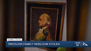 Tulsa woman seeks return of stolen family heirloom