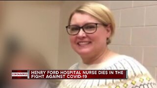 Family and friends mourn death of Henry Ford nurse from COVID-19