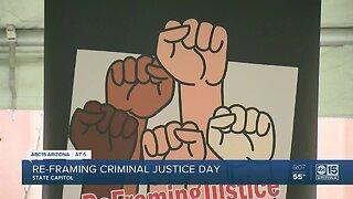 Criminal justice reform advocates lobby lawmakers
