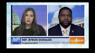"Rep. Byron Donalds, Biden is ""Destroying the Republic"""
