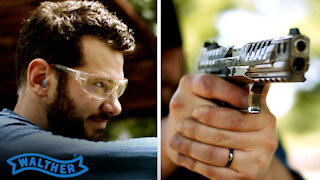 Crowder Tries The Walther Patriot! | Louder With Crowder