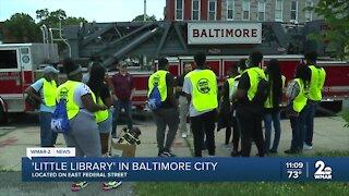 Firefighters Little Library Program