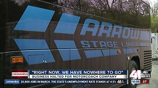 Motor coach industry struggles during COVID-19 crisis