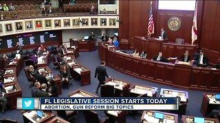 Florida 2020 Legislative Session begins Tuesday