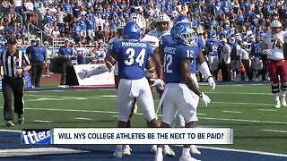 Will New York be the next state to pay college athletes?