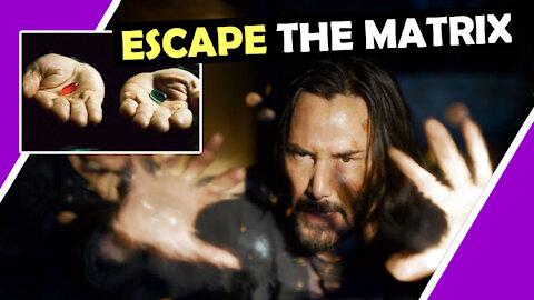 ESCAPE THE MATRIX / Hugo Talks #lockdown