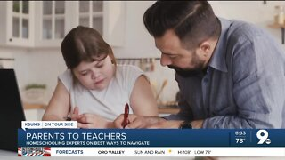 Parents to teachers: Pandemic increases interest in homeschool