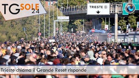 TgSole24 - 18 ottobre 2021 - Trieste chiama il Grande Reset risponde