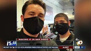 San Marcos auto shop adjusts during pandemic