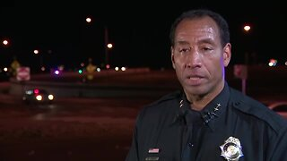 Full news conference: Aurora, Denver police provide update on officer-involved shooting on Iliff Ave. and I-225