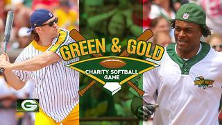 Adams, Matthews taking over for Nelson in Green and Gold softball game