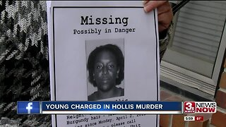 Young Charged In Camisha Hollis Murder Case
