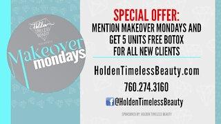 "Makeover Mondays: Holden Timeless Beauty Talks 'Brotox"" or Botox for Men"