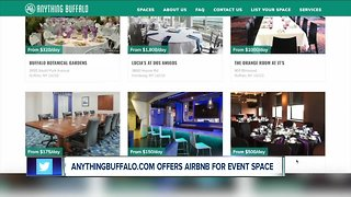 """Buffalo entrepreneur creates """"The Airbnb for event space"""""""