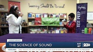 Science Sundays: The Science of Sound