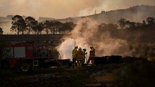 New Bushfire Forces Evacuations Near Australian Capital Of Canberra