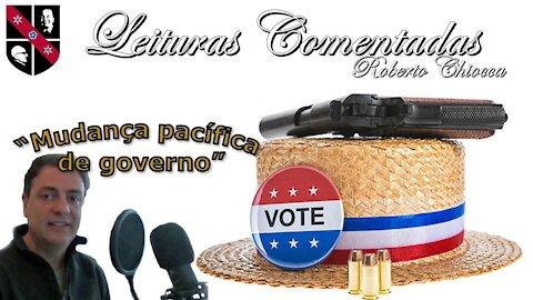 #50 Leituras Comentadas - Votos e Balas