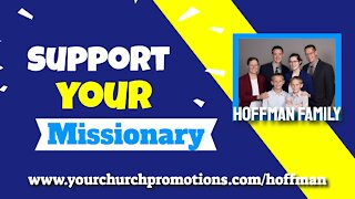 Hoffman Family Missionaries Dominican Republic