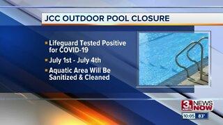 JCC Outdoor Pool Closure