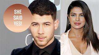 Nick Jonas & Priyanka Chopra get engaged in London