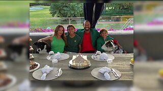 Tiger Woods hosts Masters Champions dinner from home