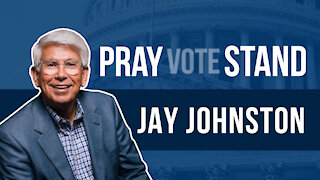 Jay Johnston Emphasizes the Importance of Prayer In Perseverance