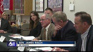 Idaho dairy producers meet with legislators