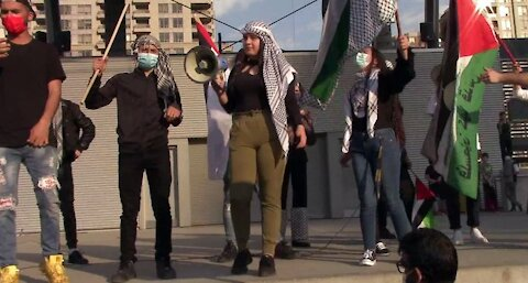 """Mississauga youths: """"We'll sacrifice our souls and blood for Al-Aqsa [Mosque]"""""""
