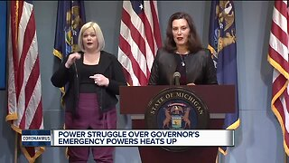 Whitmer talks Lansing protests, new executive orders