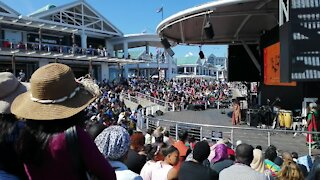 SOUTH AFRICA - Cape Town - Diwali Festival of Lights (Video) (q6o)