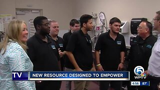 New facility at Palm Beach School for Autism