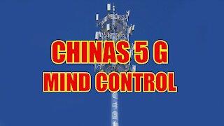 China's 5-G Mind Control