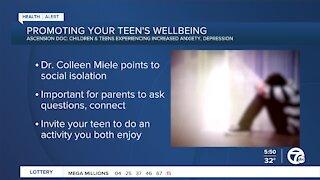 Promoting Teen Mental Health