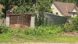 Neighbors concerned about state of Old Brooklyn property owned by design review board member