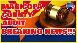 BREAKING: HUGE Maricopa Audit Update!