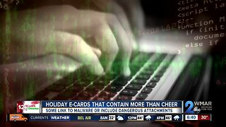 12 Scams of Christmas: Scam holiday e-cards