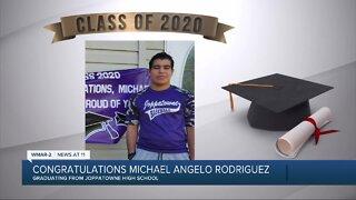 Class of 2020: Michael Angelo Rodriguez