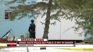 Grand Chute police two people dead